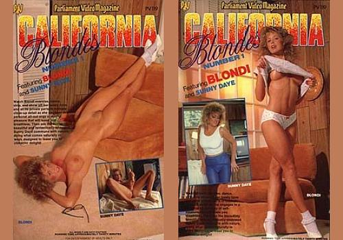 California blondes porn movie