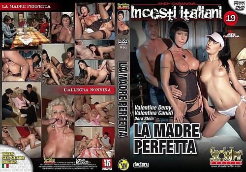 Incesti Italiani 19 – La Madre Perfetta