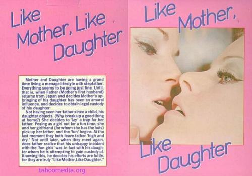 Like Mother Like Daughter (1975)