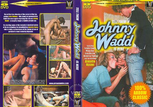 Johnny wadd nude male seems